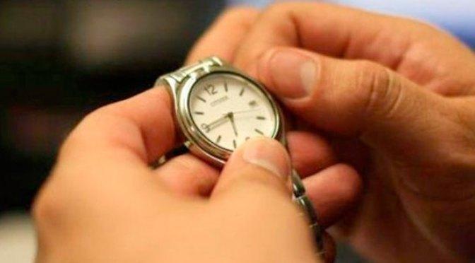 Este sábado hay que adelantar una hora los relojes por Horario de Verano