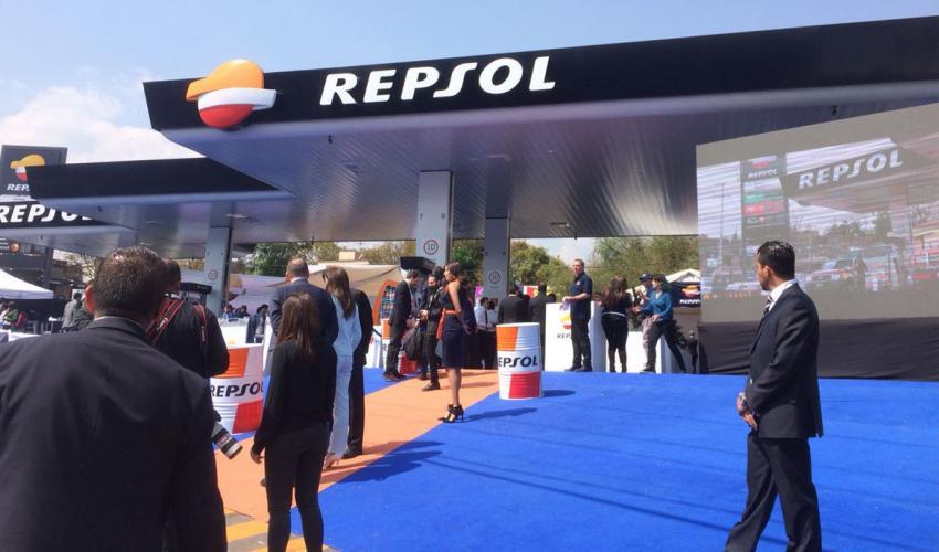 Repsol va por 10 por ciento del mercado gasolinero en México