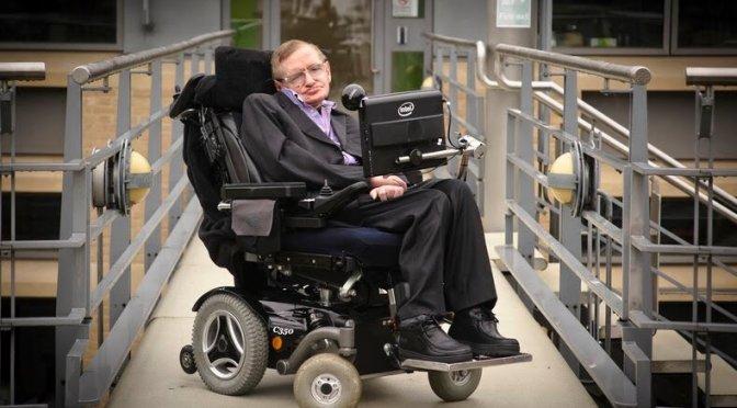 Muere Stephen Hawking, el cosmólogo más brillante de la era moderna