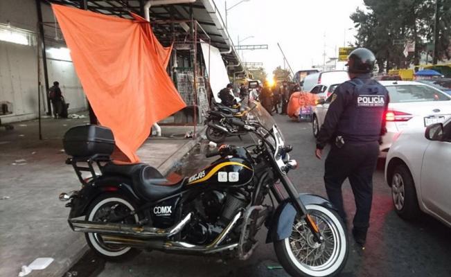 Balacera entre narcomenudistas de Tepito deja tres muertos