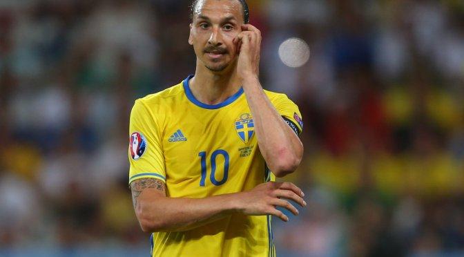 Zlatan Ibrahimovic dejará a Manchester United al concluir esta temporada