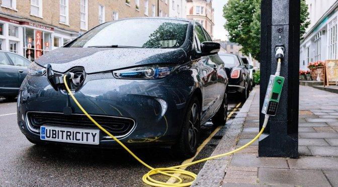 Uso de autos eléctricos reducirían emisiones de GEI en México