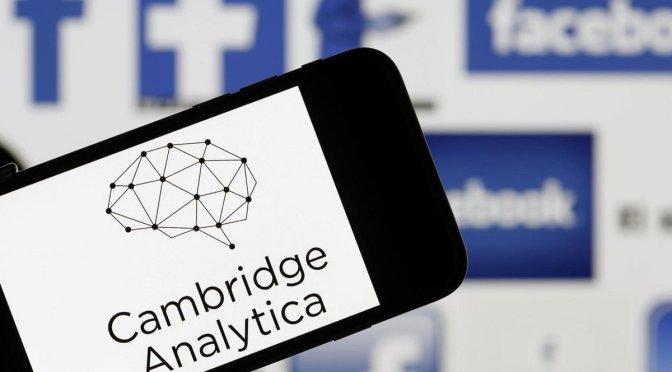 Transparencia indaga a empresa mexicana ligada a Cambridge Analytica