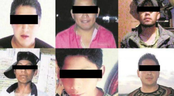 Desaparecidos en Oaxaca podrían estar involucrados en trata, señala Fiscalía