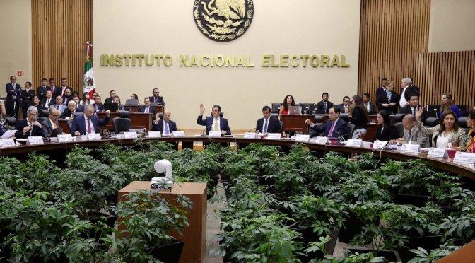 INE aumenta tope de financiamiento privado a candidatos independientes