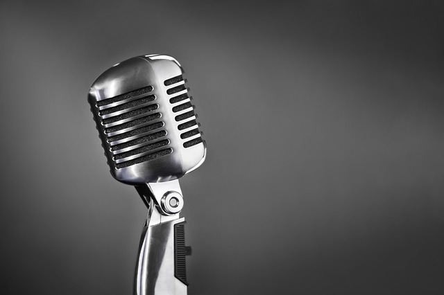 La Voz y un Micrófono