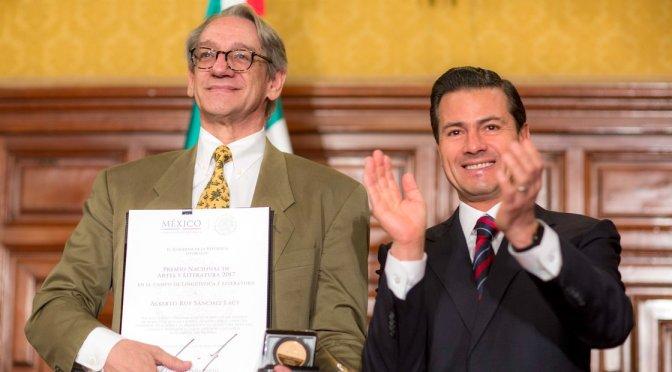 Responsabilidad de todos seguir avanzando en modelo educativo: Peña Nieto