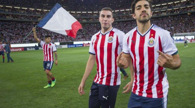 Rodolfo Pizarro ofrece disculpas por insultar a Club América