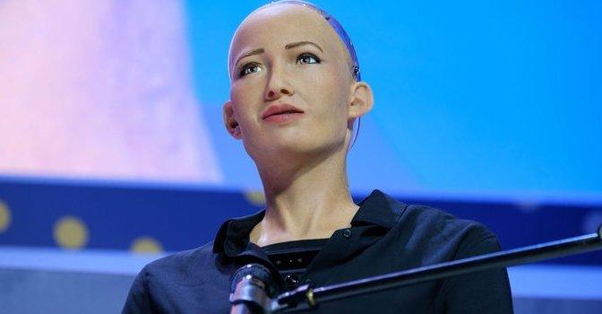 Conoce a los robots con Inteligencia Artificial