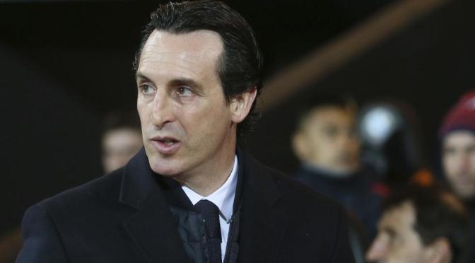 Técnico español Unai Emery deja al club PSG al término de temporada