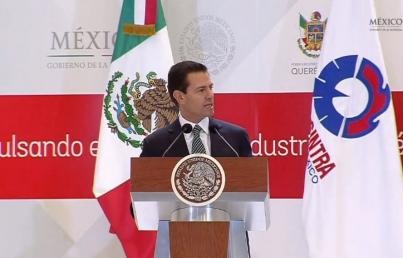 Elecciones demostrarán fortaleza de instituciones y madurez de democracia Peña Nieto