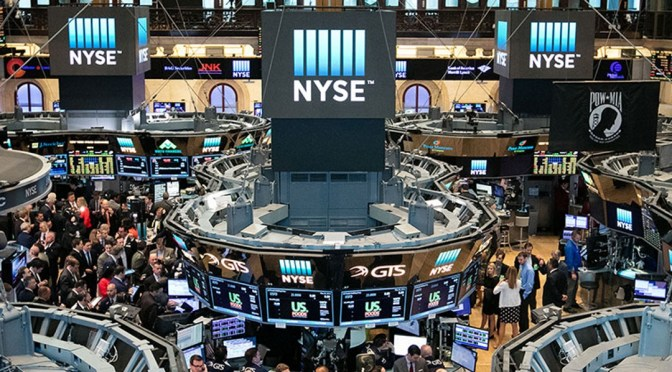 Primer trimestre borra 15 billones de dólares de bolsas globales