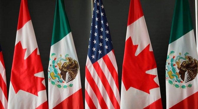 El inicio del Tratado entre México, Estados Unidos y Canadá, tiene fecha del 1 de Junio, pero este martes 31 de marzo, fue la fecha límite para que México, Canadá y Estados Unidos intercambiaran notificaciones sobre el tema informando que se hubieran concluido con sus procesos internos