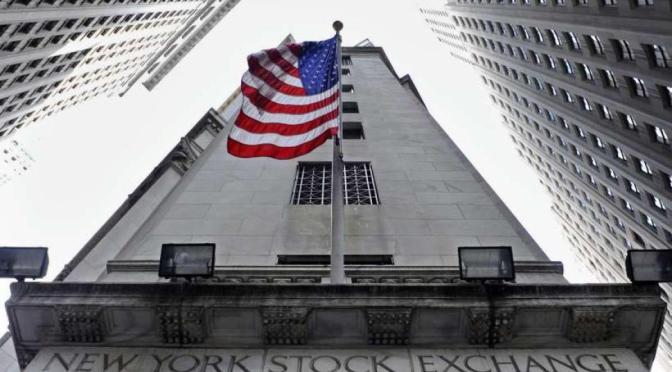 Dow Jones cierra con pérdida de 0.08 por ciento