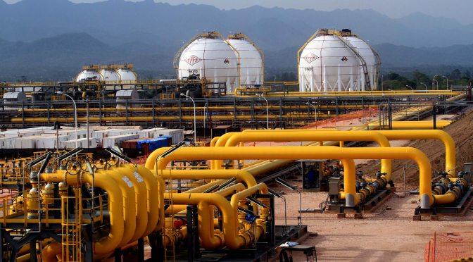 Pemex apuesta por revivir producción de gas natural