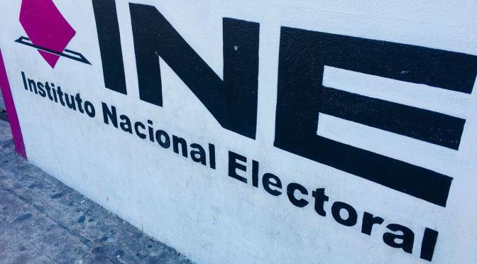 INE descubre que hasta muertos votaron para apoyar consulta de juicio a expresidentes