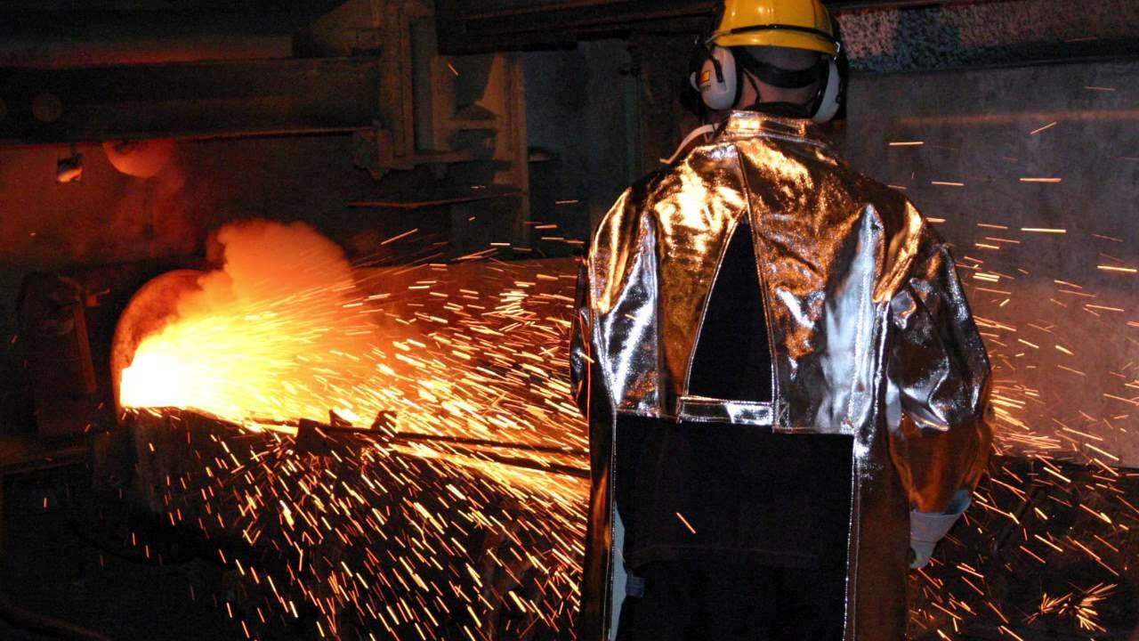Actividad industrial registra su mayor tropiezo en 10 años
