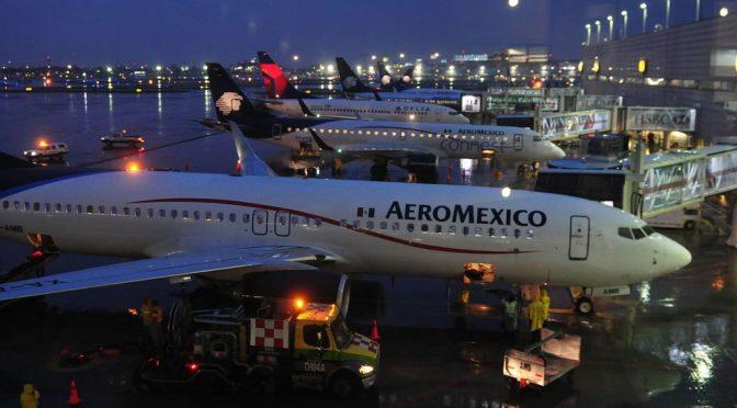 Delta y Aeroméxico fortalecen su alianza