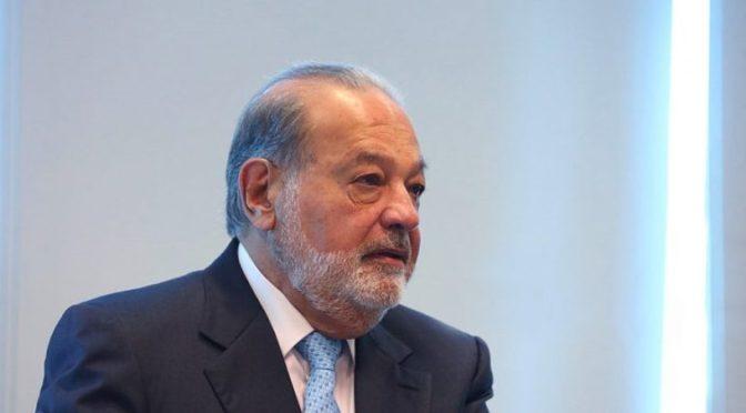 Grupo Carso planea invertir 100 mmdp este sexenio: Carlos Slim