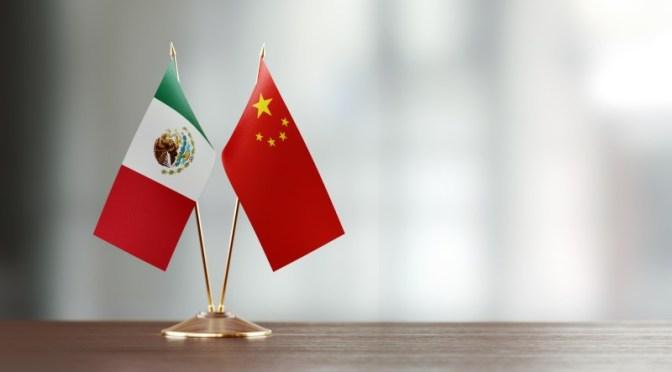 China emerge como buen socio comercial y de inversiones para México