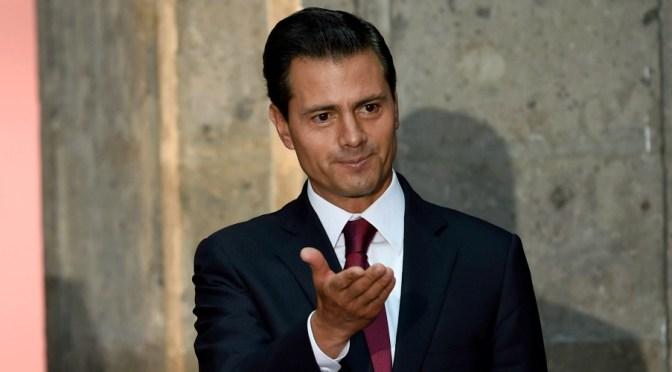Peña Nieto no es investigado por caso Emilio Lozoya: Santiago Nieto