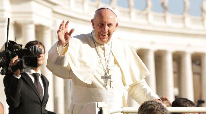 Pidió López Obrador invitar al Papa a México