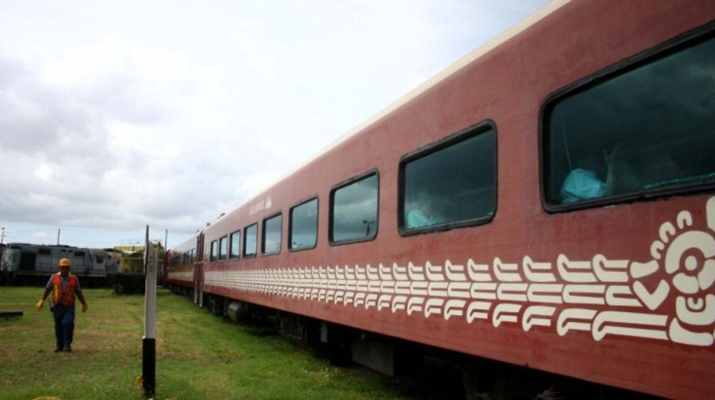 En Quintana Roo, Tren Maya va