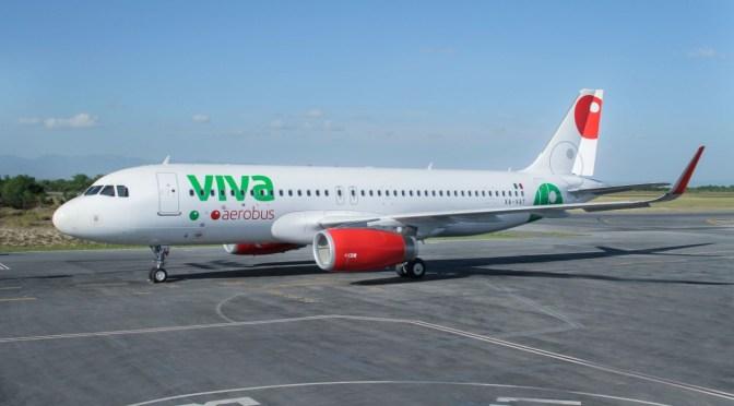 Aumentó Viva Aerobus su transporte de pasajeros en 36 por ciento