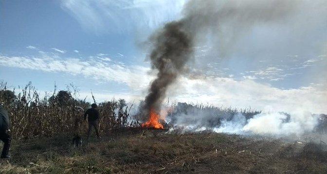 Informe final de caída de helicóptero en Puebla estará listo a finales de noviembre: SCT