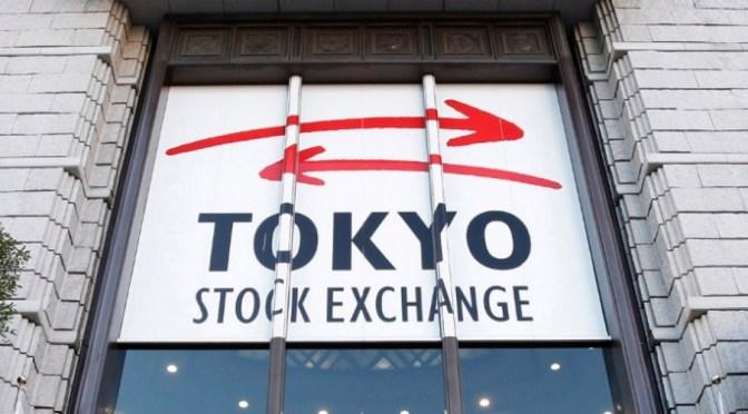 Bolsa de Tokio cae 3.3 por ciento por preocupaciones por coronavirus