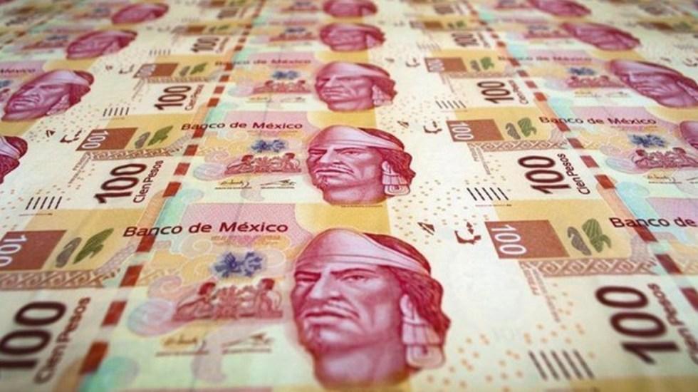 El peso inicia la sesión con una apreciación de 0.27% o 5.2 centavos, cotizando alrededor de 19.12 pesos por dólar