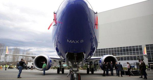Donald Trump recomendó a Boeing cambiar el nombre del 737 Max