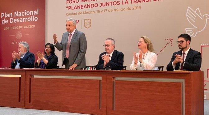 El Plan Nacional de Desarrollo: la oportunidad de la izquierda en México