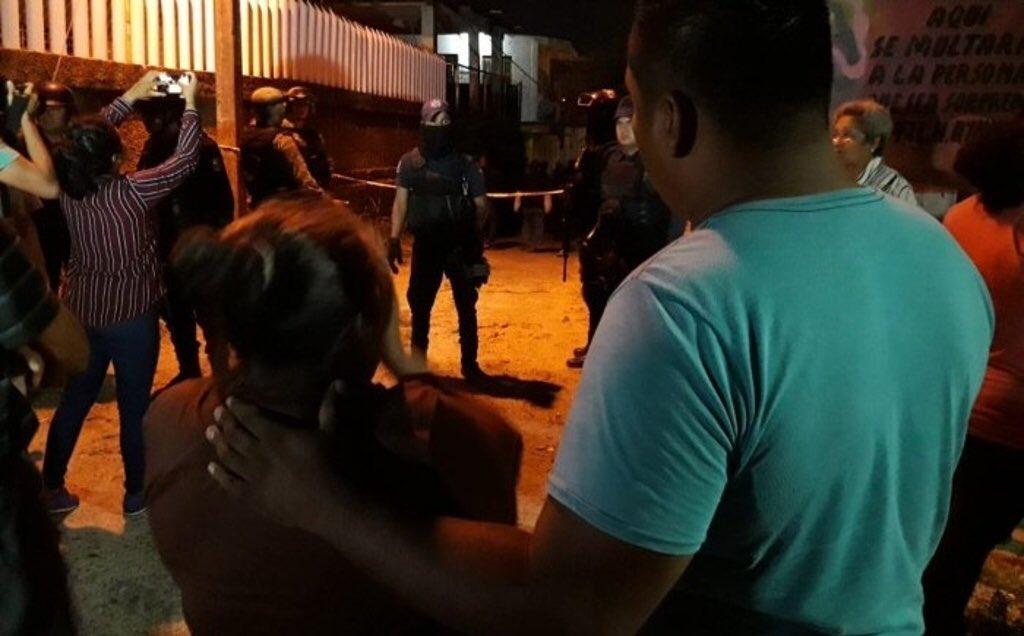 Comando mató a al menos 12 personas en fiesta familiar en Minatitlán, Veracruz