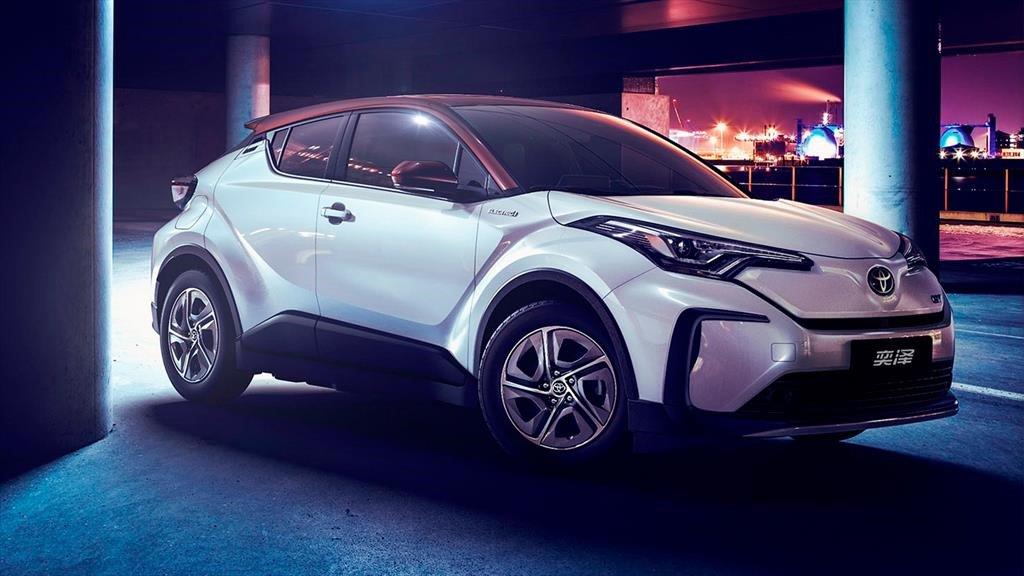 Toyota CH-R EV 2020
