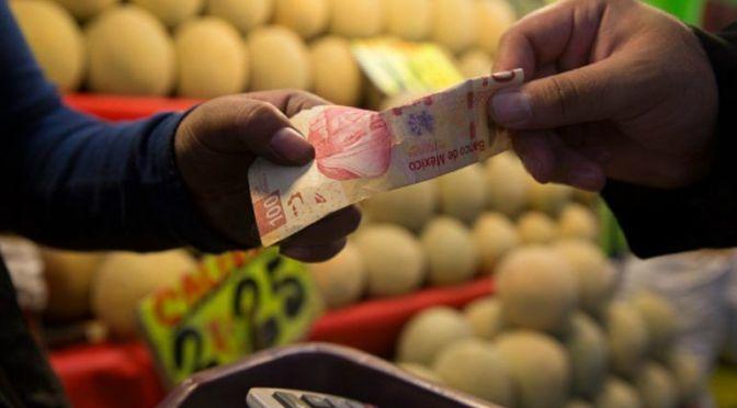 Inflación anual se ubica en 3.16% en agosto, su menor nivel en tres años