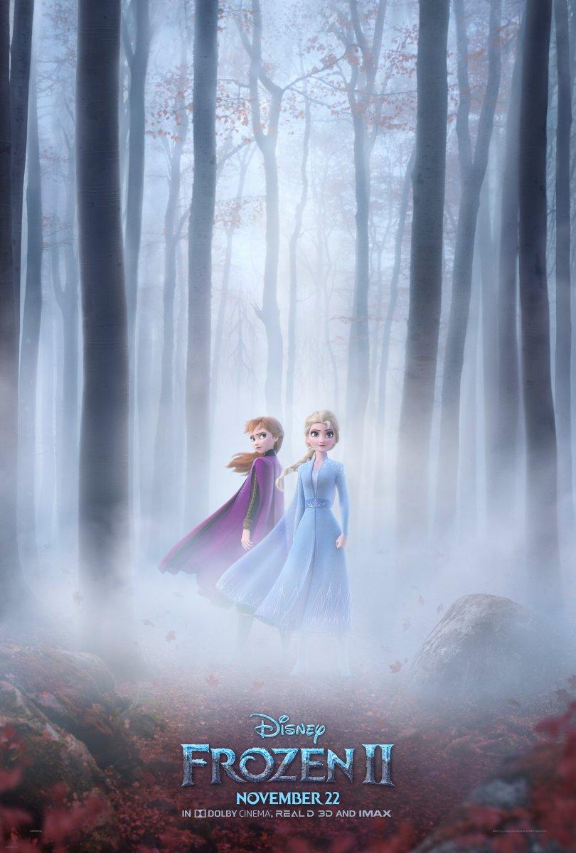 """""""Frozen 2"""" estrena póster"""