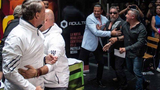 El negocio detrás de la pelea entre Carlos Trejo y Alfredo Adame