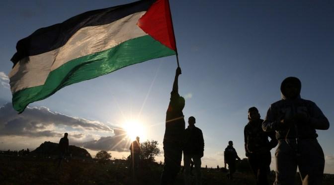 Anuncia Palestina que abandonará acuerdos con Israel