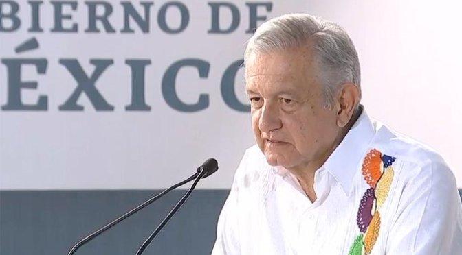 López Obrador encargó a integrantes de ayudantía distribución de medicinas