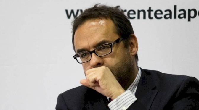 Destituyen del Coneval a Gonzalo Hernández Licona