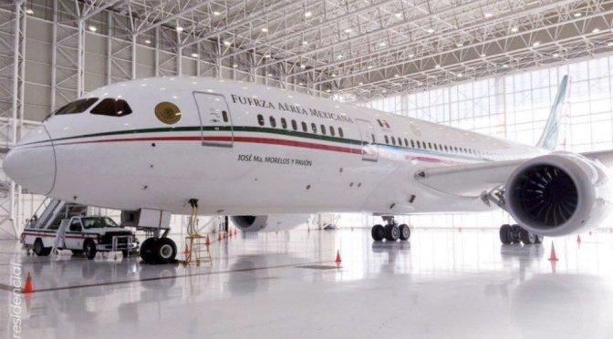 Lotería del avión presidencial es insuficiente para pagarlo