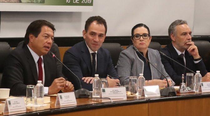 En comisiones aprobaron ratificación de Arturo Herrera en Secretaría de Hacienda