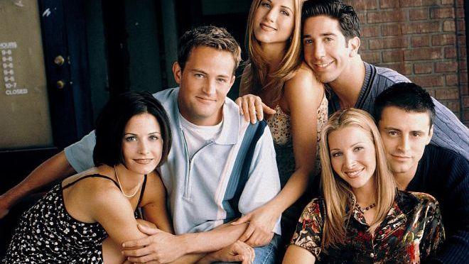 """Celebran 25 años de """"Friends"""" con diversas actividades"""