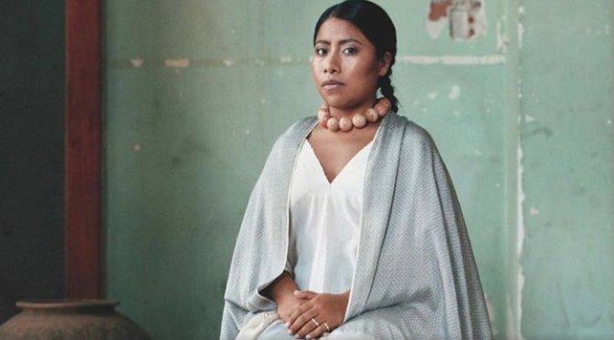 Yalitza Aparicio forma parte de la exposición Vogue Like a Painting
