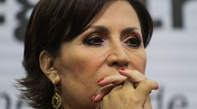 Rosario Robles seguirá en prisión; juez negó revocar vinculación a proceso