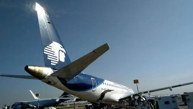 Reportó aerolínea alza de 0.7 por ciento en ingresos