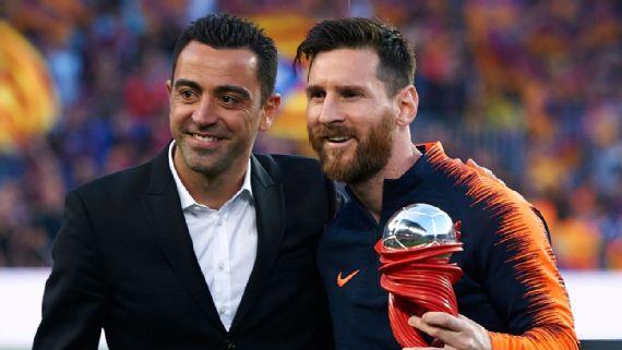 """Xavi: """"Será difícil regresar al Barça, pero tengo una gran ilusión"""""""