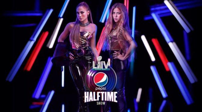 Shakira y Jennifer Lopez se presentarán en el medio tiempo del Super Bowl LIV