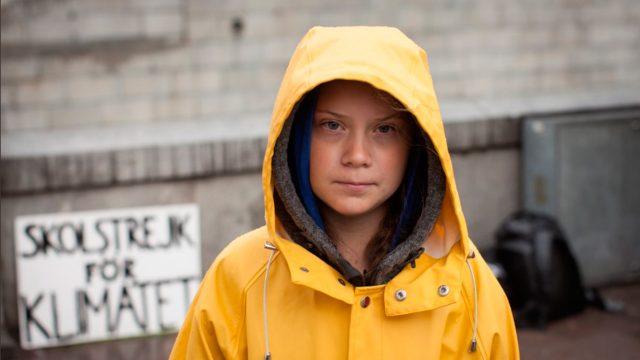 """Greta Thunberg: """"hemos logrado concienciar a la gente pero no es suficiente"""""""